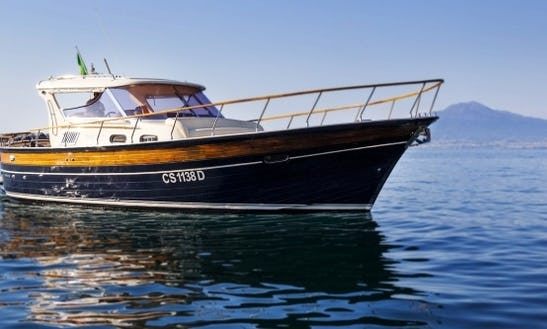 Charter 39' Big Biagio Motor Yacht In Sorrento, Italy