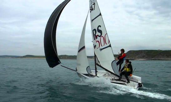 Rent 16' Rs500 Sailing Dinghy In Porto Pollo, Sardegna