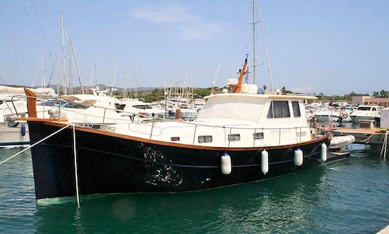 Charter 52' Trawler In Marzamemi, Italy