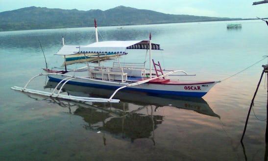 Charter Oscar Banka Boat In Manjuyod, Central Visayas