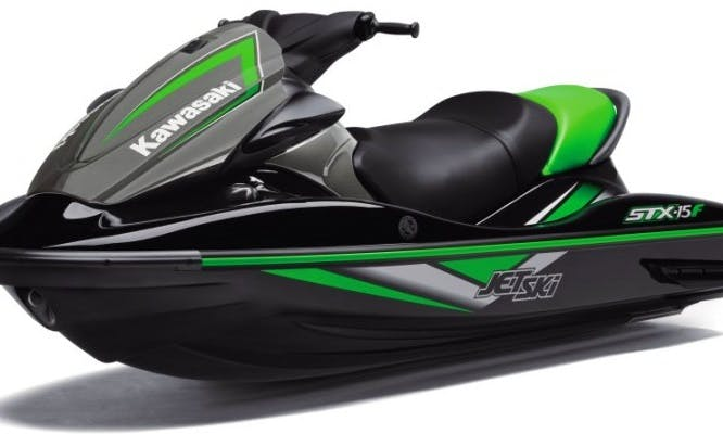 Rent Kawasaki Jet Ski in Luri