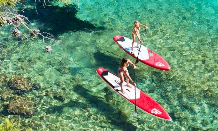 Rent a Stand Up Paddleboard in Luri, France