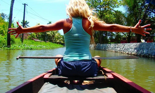 Hop Into A Canoe And Explore The Gentle Waterways Of Alappuzha, India