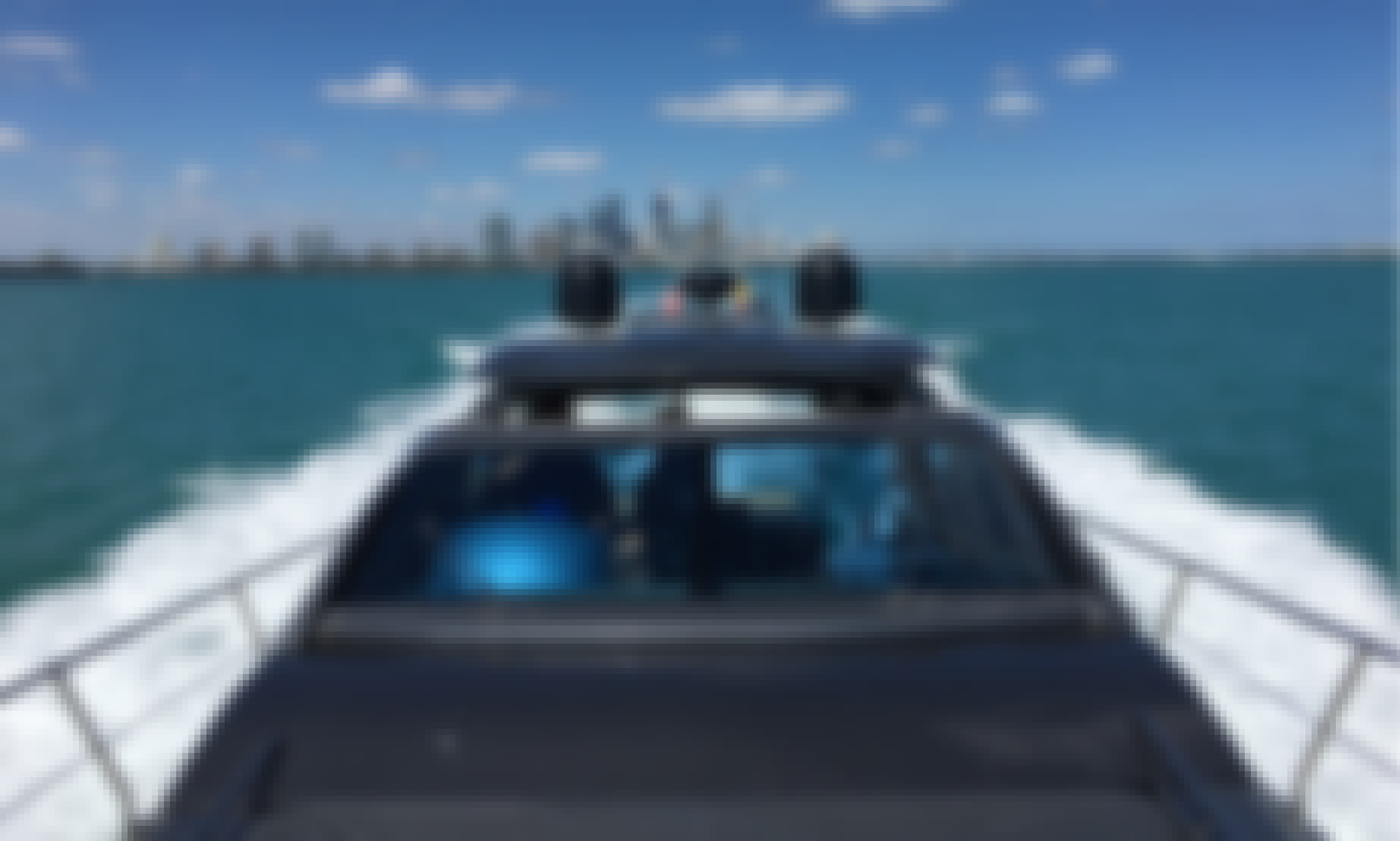 Motor Yacht rental in Miami