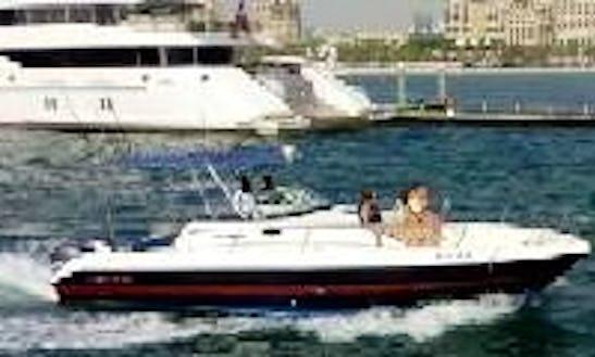 Speedboat Sightseeing Cruises In Dubai