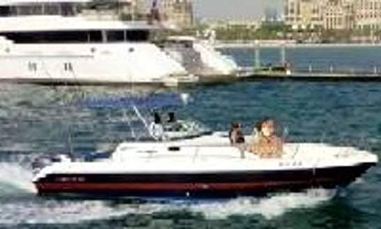 Speedboat Sightseeing Cruises In Dubai