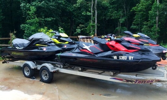 Seadoo Jet Ski Rental In Mooresville, North Carolina