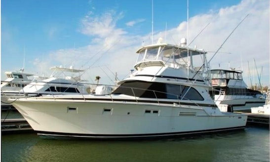 Motor Yacht Rental In Fajardo