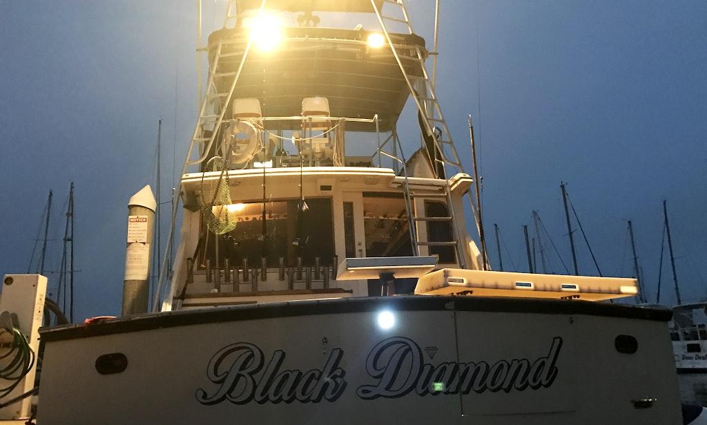 Motor Yacht Fishing Charter In San Diego Getmyboat