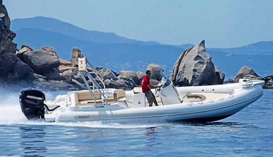 Callegari Olimpus 82 Rib With 350 Hp Mercury Outboard In Ajaccio, France