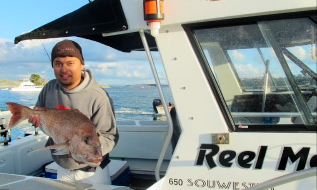 Enjoy Fishing In Mangawhai Heads Northland With Captain