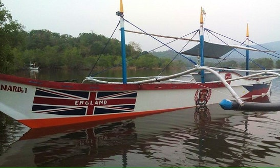 Charter A Traditional Boat In Olongapo City, Philippines