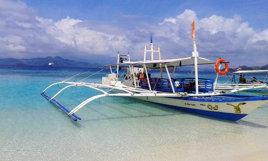 Explore Coron, Philippines - Charter A Traditional Boat!