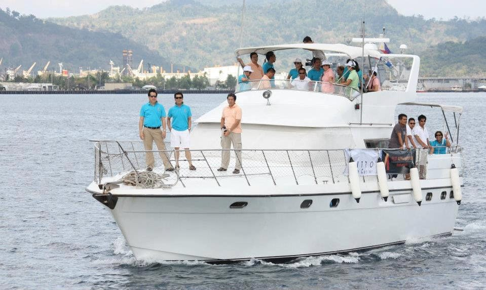 Charter a Motor Yacht in Subic, Philippines