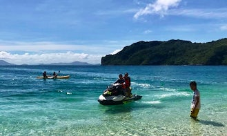 Rent a Jet Ski in Carles, Philippines