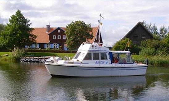 Charter Aistis Cuddy Cabin In Nida, Klaipėdos Apskritis