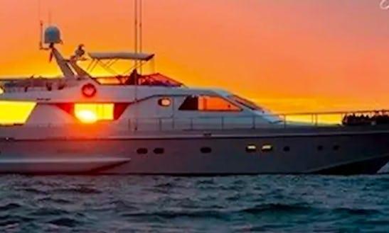 Cinque Terre Yacht Tour