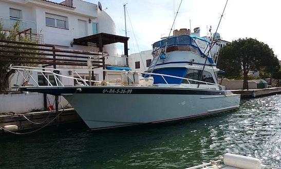 Fishing Charter On 44ft