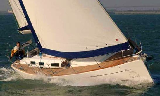 Charter 41' Dufour Cruising Monohull In Marina Di Ragusa, Sicilia