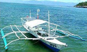 You Won't Regret a Traditional Paraw Boat in Bais City