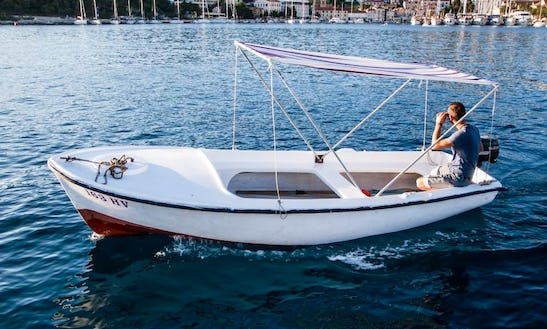 Perfect Boat For New Boaters!