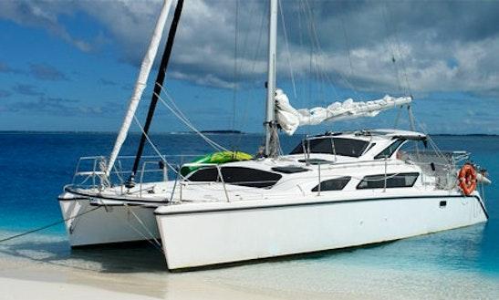 Cruising Catamaran Rental In Coconut Grove