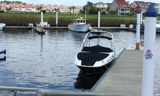 Bowrider For Rent In Myrtle Beach