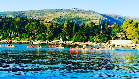 Sea Kayaking & Snorkeling Tour In Dubrovnik