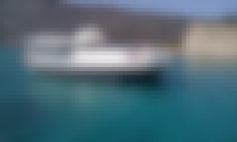 """Charter 47ft """"Apollon"""" Trawler In  Schisma Elountas, Greece"""