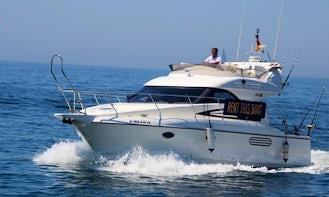 Fishing Charter On 38' Astonda AS Cuddy Cabin In Marbella, Spain