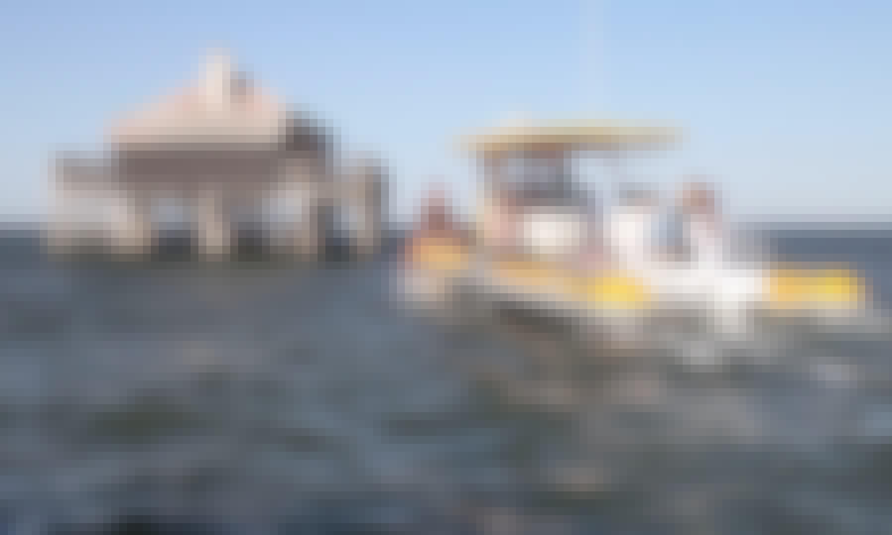 Water Taxi in Lège-Cap-Ferret