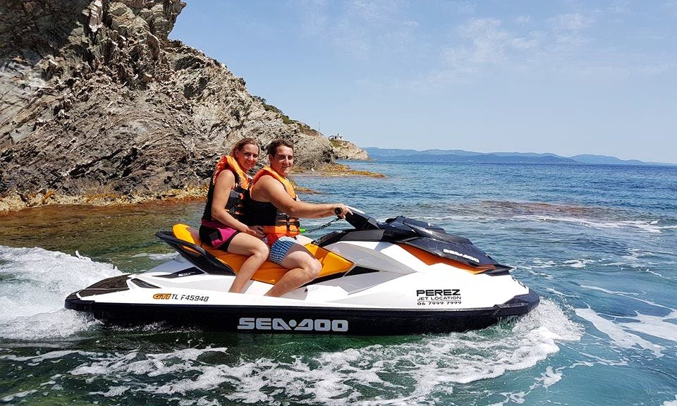 Rent Sea Doo Jet Ski in Bormes-les-Mimosas, France