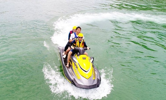 Rent 11' Yamaha Jet Ski In Banqiao, New Taipei City