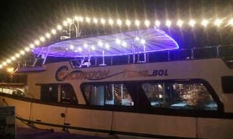 Passenger Boat Tour Ready for Reservation in Bol