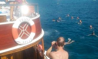 Amazing Boat tour Adventure in Bol, Croatia