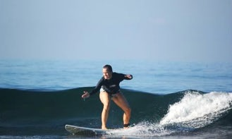 Try a Group Surfing Lesson in Jacó, Costa Rica