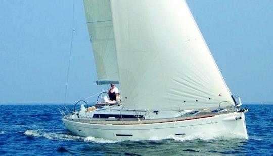 Charter 44' Doufour Cruising Monohull In Nettuno, Italy
