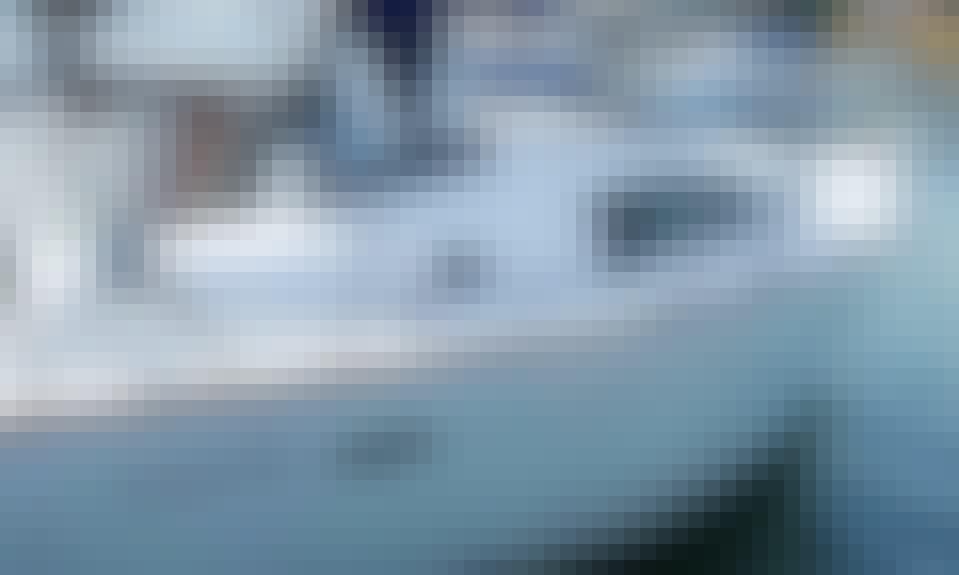 Rent 47' Oceanis 43 Cruising Monohull in Olbia, Sardegna