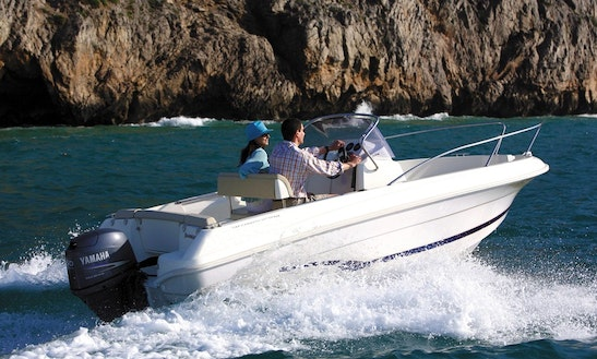 Rent Jeanneau Cap Camarat 5.1 Center Console In Le Barcarès, France