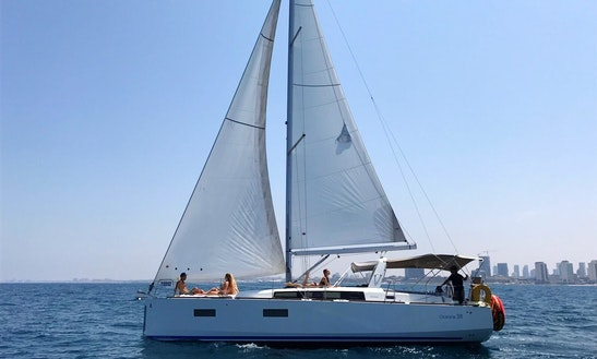 Explore Tel Aviv, Israel On A Cruising Monohull For 9 Person