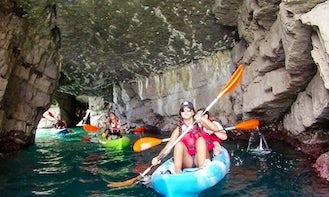 Kayak Rental in Positano