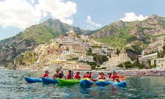 3-Hour Kayak Tour in Positano