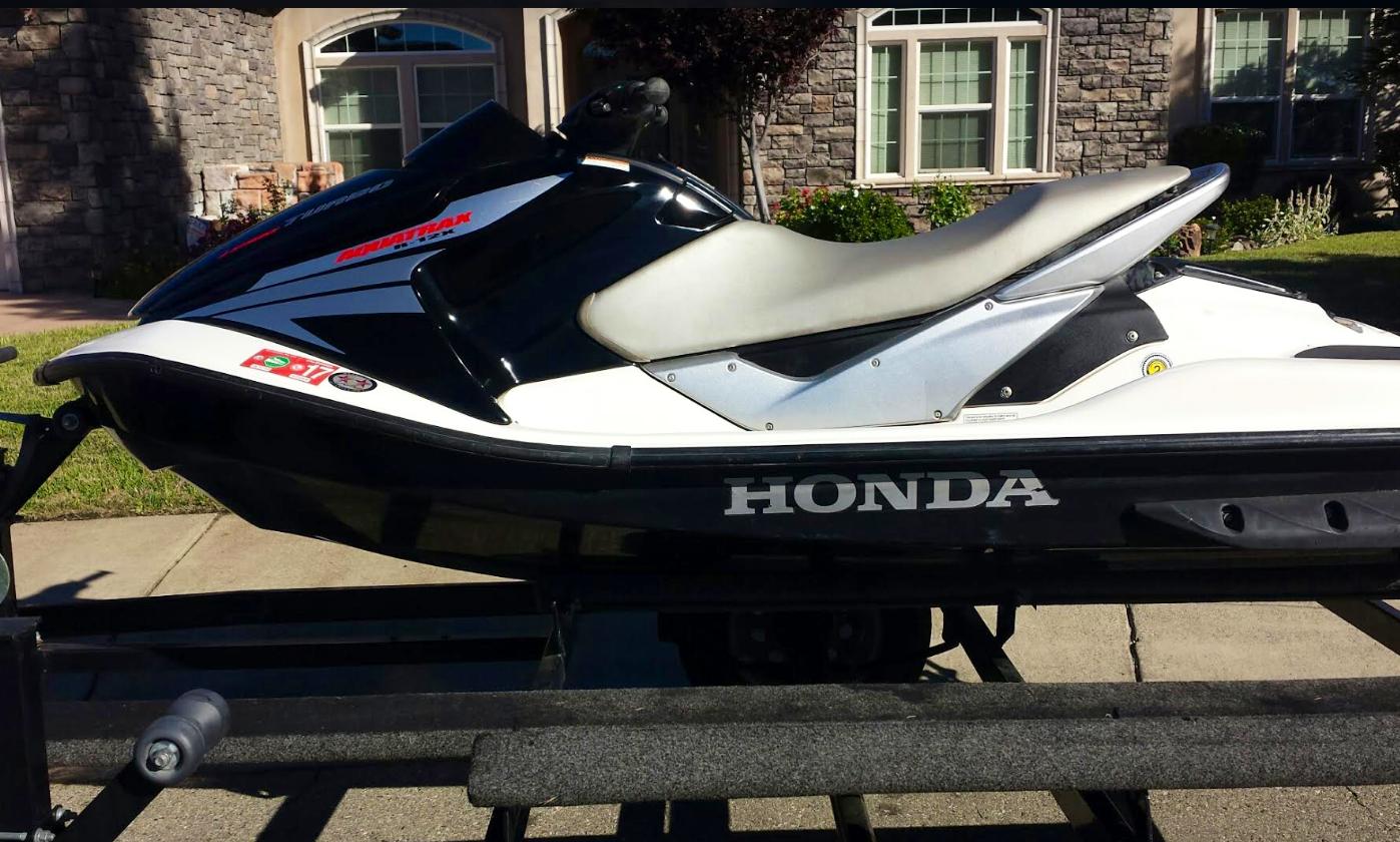 Honda Jet Ski >> Lake Powell Jetski Honda Aquatrax Rental Wahweap Dry