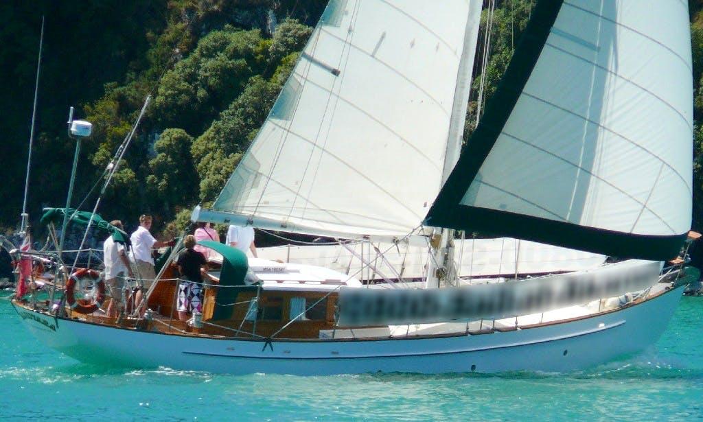 Enjoy Cruising Monohull for Rent in Akaroa