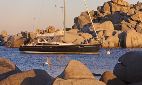 Charter This Beneteau Sense 55 Monohull In Croatia