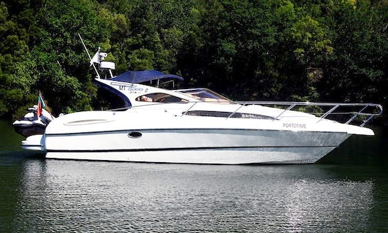 Charter 38' Gobbi Sc 375 Motor Yacht In Foz Do Sousa, Portugal