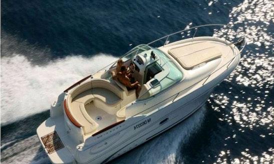 Charter 24' Jeanneau Leader Motor Yacht In Dubrovnik, Croatia