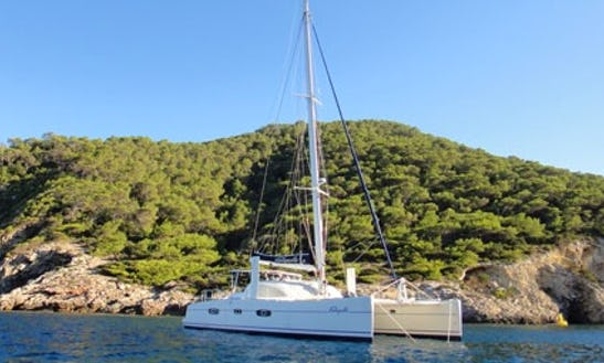 Charter 50' Absulo Cruising Catamaran In Santa Maria Di Lota, France
