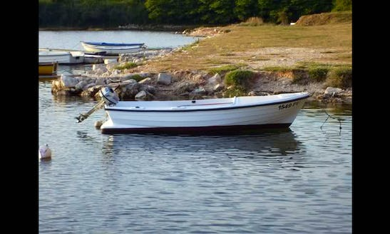 Passenger Boat Rental In Rabac