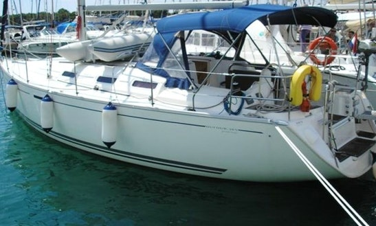Sailing Charter On 38ft